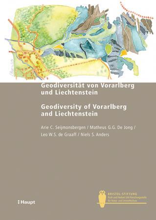 Geodiversität von Vorarlberg und Liechtenstein - Geodiversity of Vorarlberg and Liechtenstein