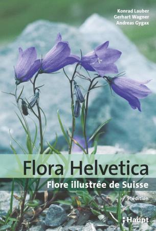 Flora Helvetica - Flore illustrée de Suisse