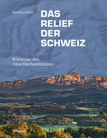 Das Relief der Schweiz