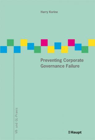 Preventing Corporate Governance Failure