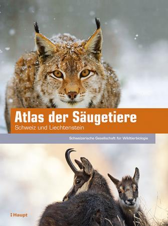 Atlas der Säugetiere – Schweiz und Liechtenstein