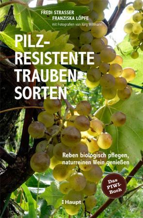 Pilzresistente Traubensorten
