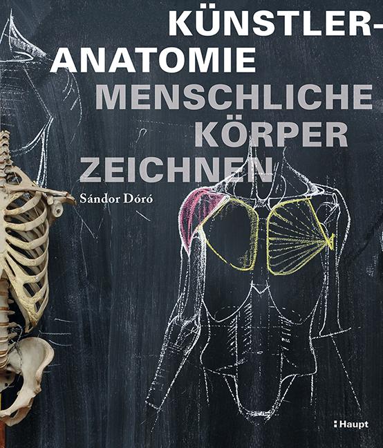 Künstleranatomie | Haupt Verlag + Buchhandlung - Bücher online kaufen